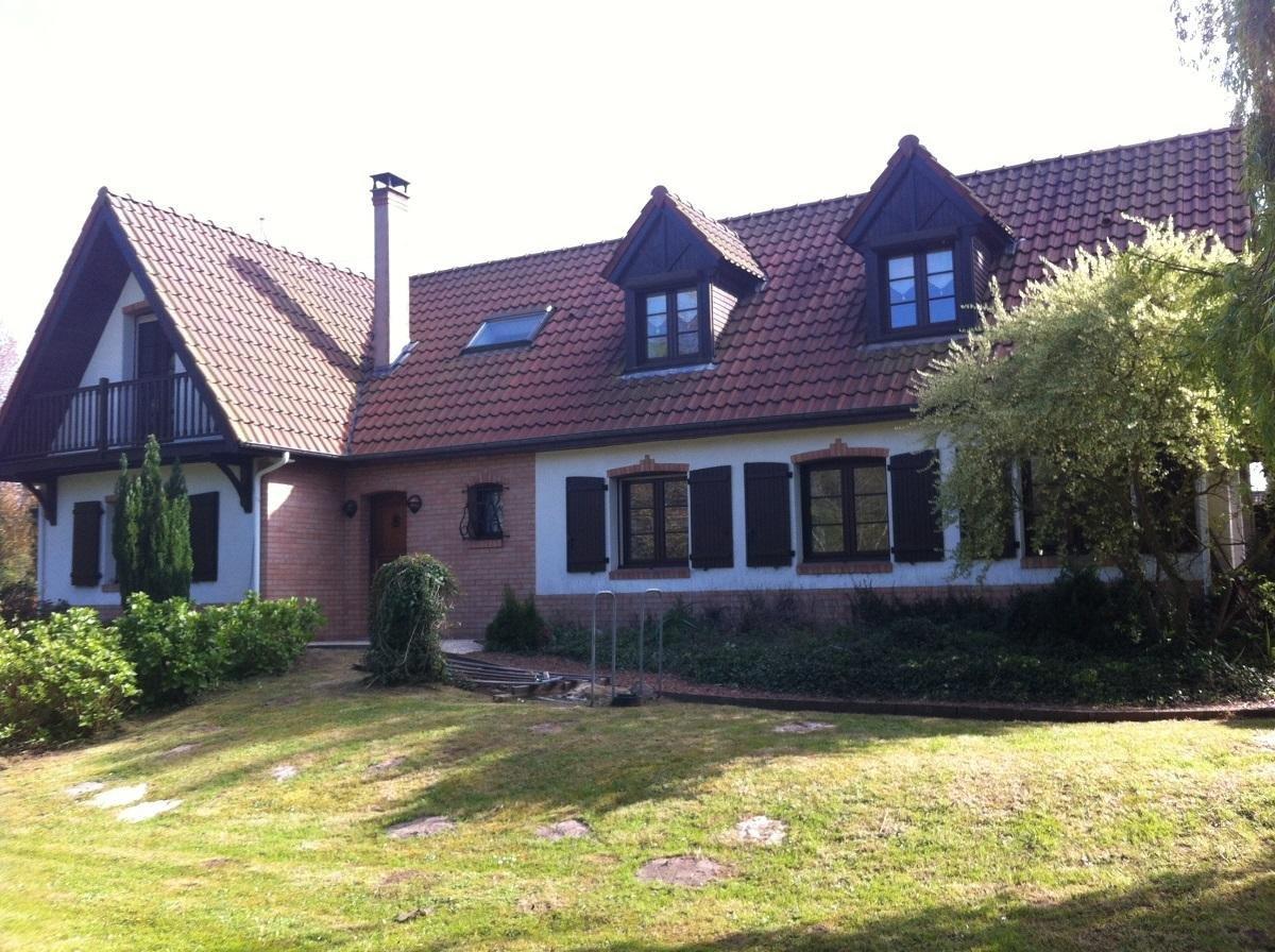 vente villa merlimont 8 pièces